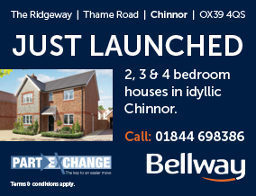Get brand editions for Bellway Homes Ltd (Thames Valley), The Ridgeway