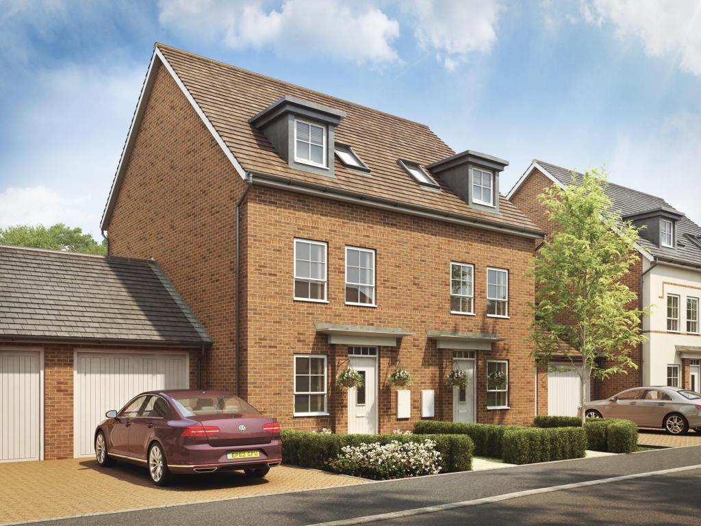 The Padstow at Beaufort Place, Crawley