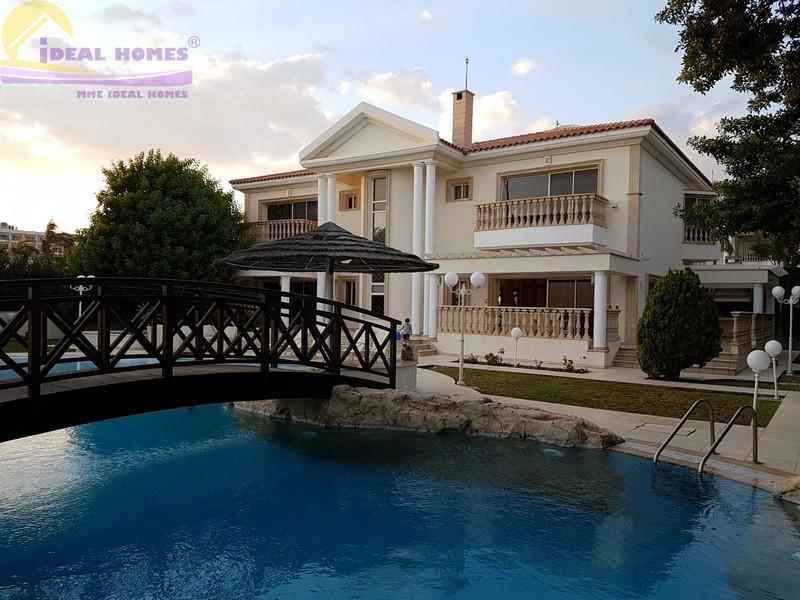 5 bedroom Villa for sale in Pareklissia, Limassol