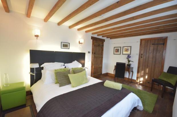Bedroom in annax