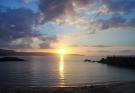 Sunset, Pizzo beach