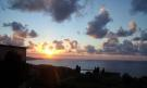 Sunset on Stromboli