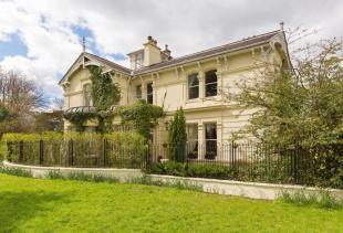 Detached home in Monkstown, Dublin