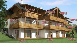 2 bed new Apartment for sale in Bad Kleinkirchheim...