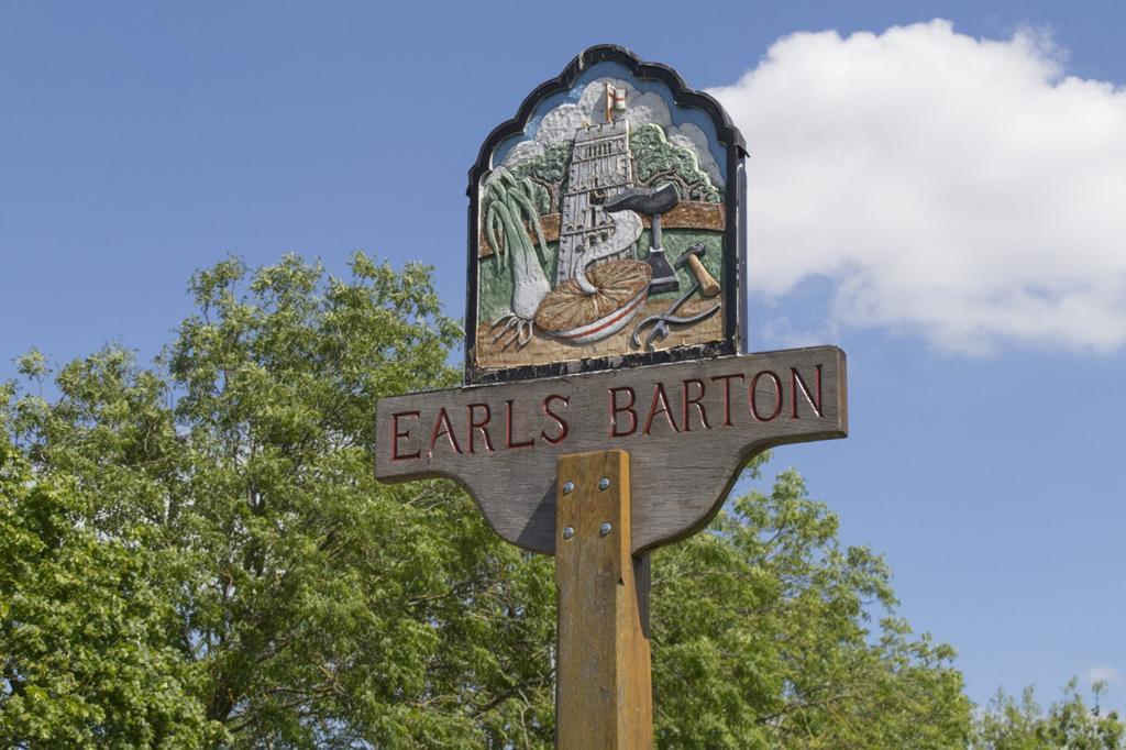 earls barton