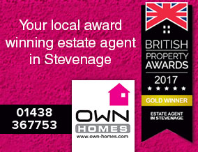 Get brand editions for Own Homes, Stevenage