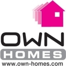 Own Homes, Stevenage logo