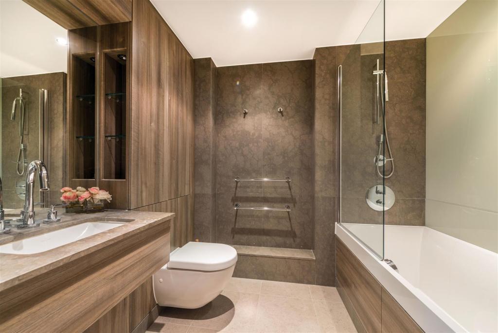 Imperial Wharf,Bathroom
