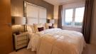 Luxurious bedroom new homes for sale Mapplewell