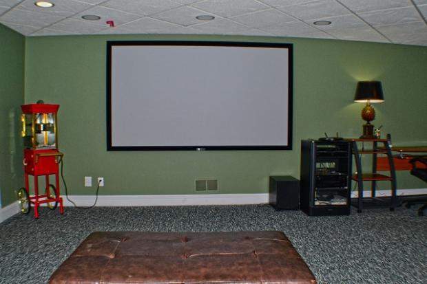 Cinema + Popcorn
