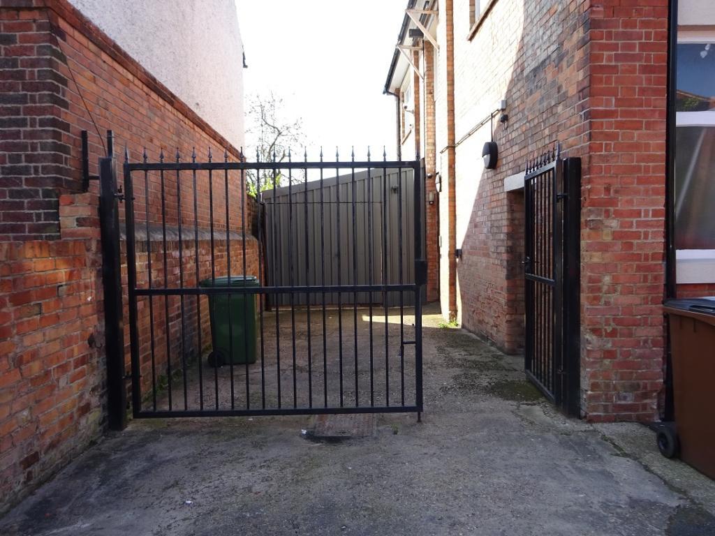 Exterior Yard