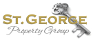 ST. GEORGE PROPERTY GROUP, Halstead logo