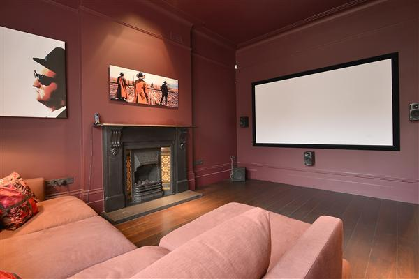 Media/Cinema Room