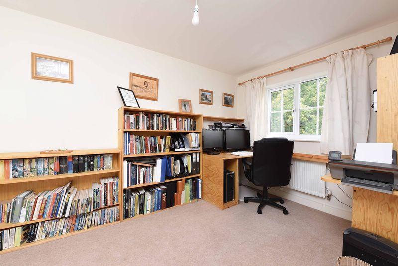 Bedroom or study