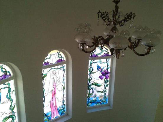 Stair windows