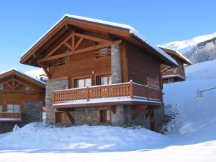 6 bedroom Chalet in Les Menuires, Savoie...