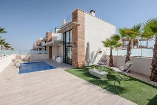 3 bed new home in Cabo Roig, Alicante...