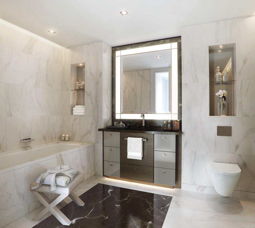 Southbank Place,Bathroom