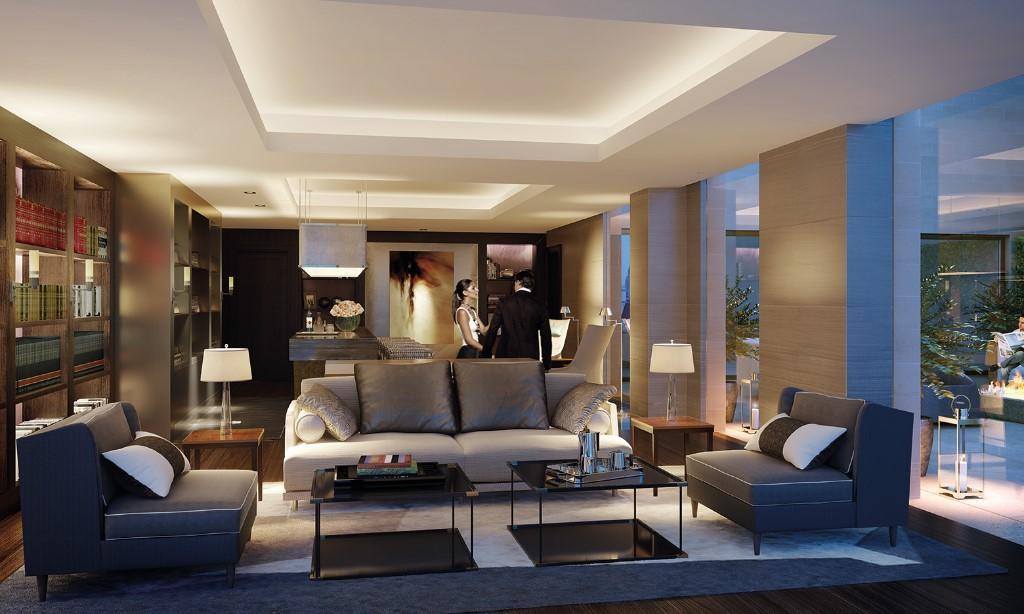 Southbank Place,Lounge