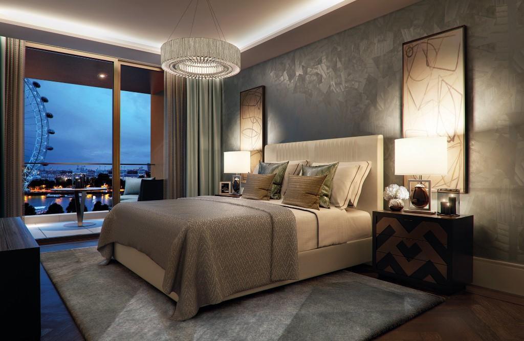 Goddard Littlefair,Master Bedroom