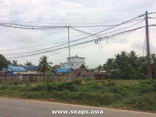 Land in Sihanoukville for sale