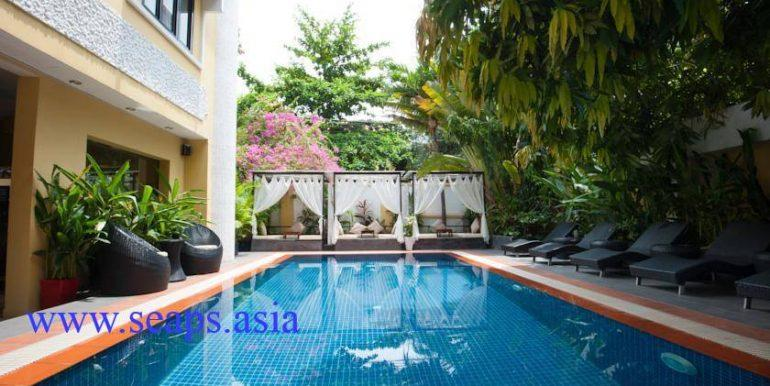 Apartment for sale in Phnum Pénh