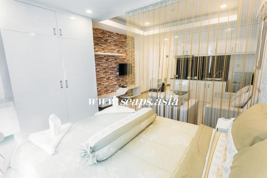 1 bedroom Apartment in Phnum Pénh