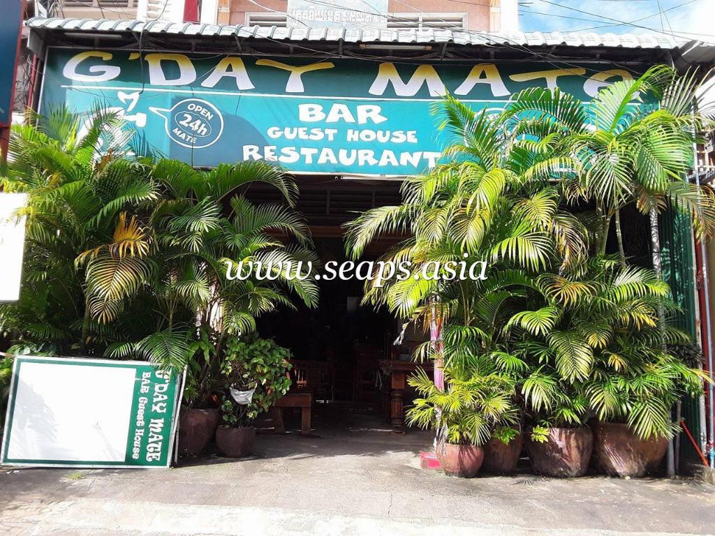 Restaurant in Sihanoukville