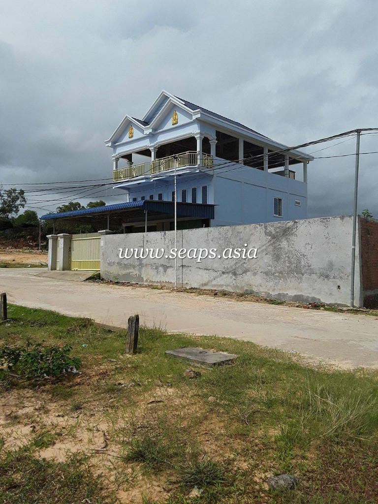 4 bed property in Sihanoukville