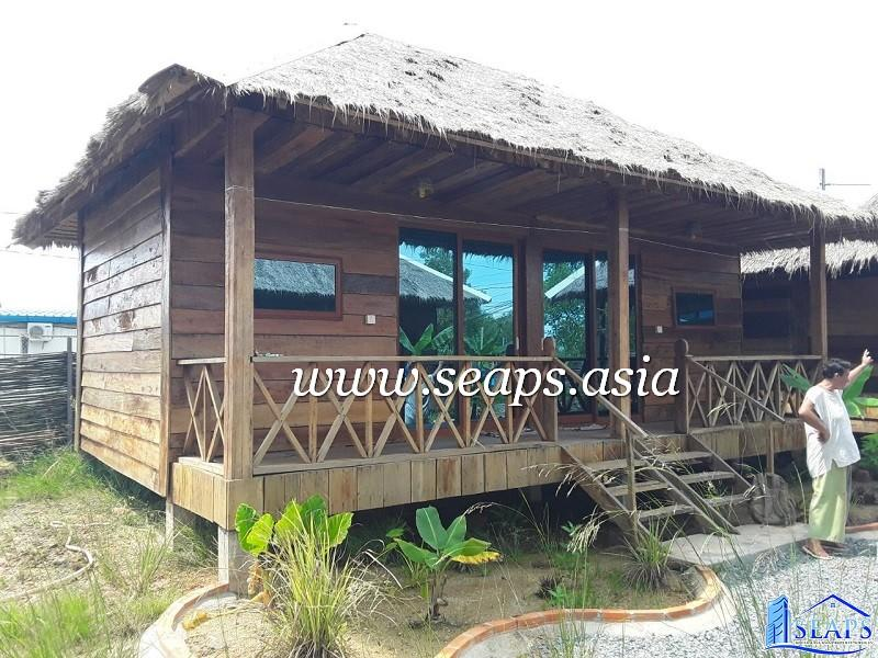 Bungalow for sale in Sihanoukville
