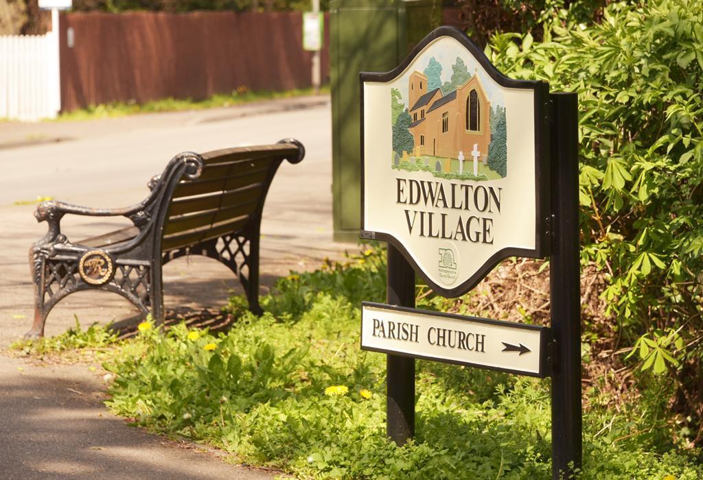 Edwalton village