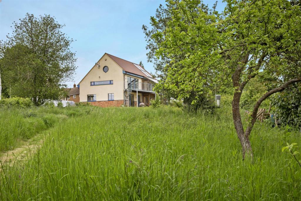The Autonomous House