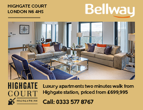 Get brand editions for Bellway Homes Ltd, Highgate Court