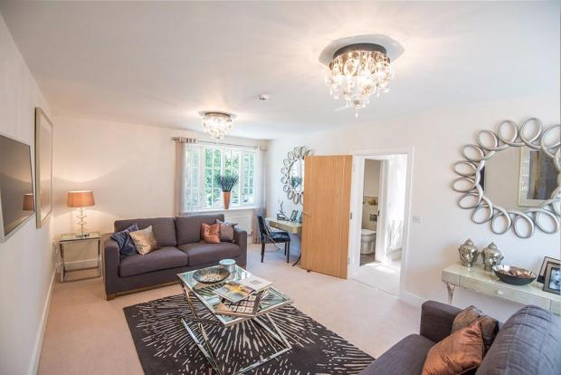 Bargate Show Home