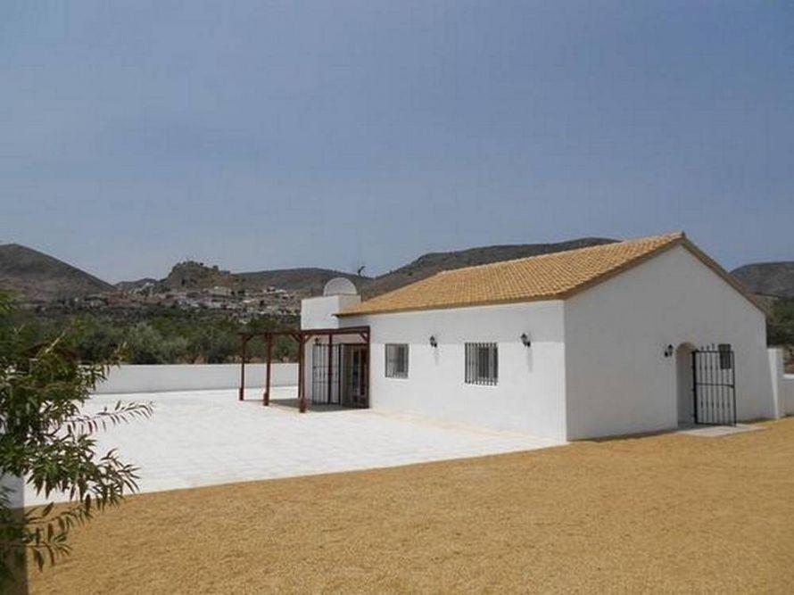 Villa for sale in Andalucia, Almería, Oria