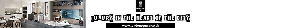 London Square, Spitalfields