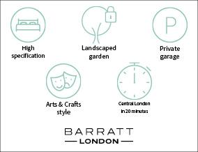 Get brand editions for Barratt London, Hampstead Reach