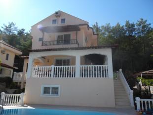Detached Villa for sale in Hisaronu, Fethiye, Mugla
