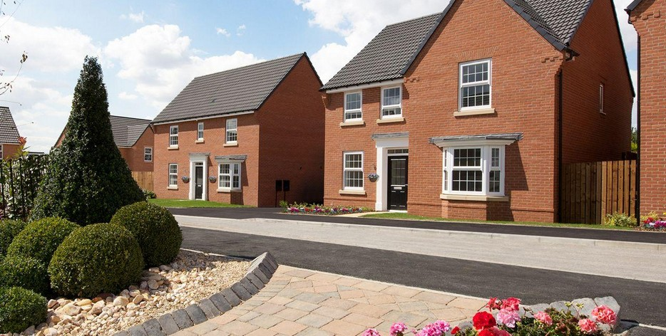 Templars Chase Wetherby New Homes Development By David Wilson