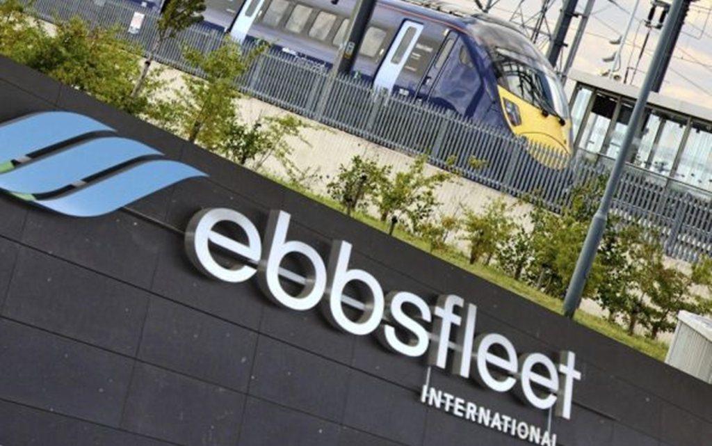 Ebbsfleet International station