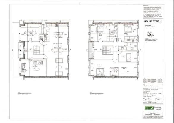 House Type J Layout