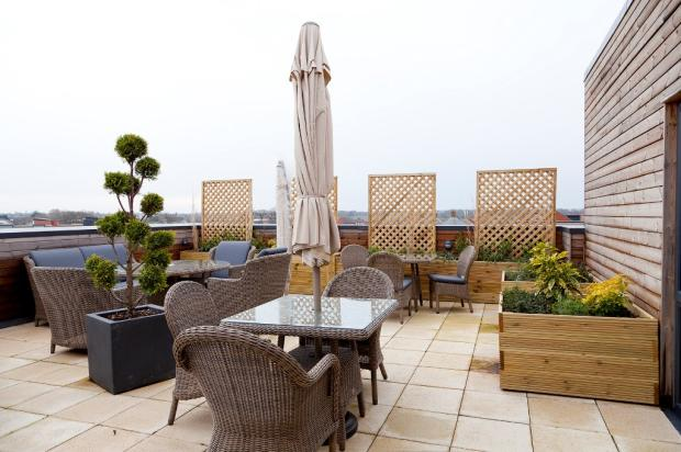 Roof-top Terrace