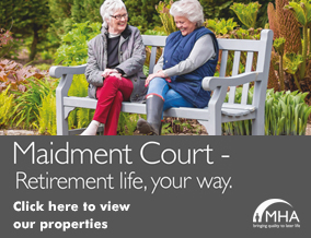 Get brand editions for Retirement Offer - MHA, Maidment Court