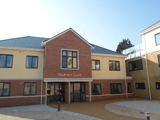 Maidment Court - Ext