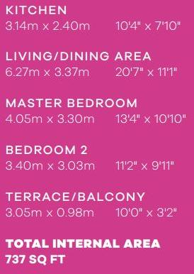 Typical dimensions