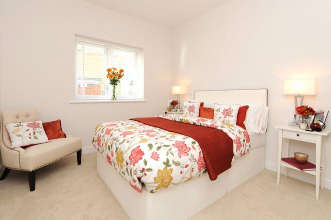 Pentland Homes,Master Bedroom