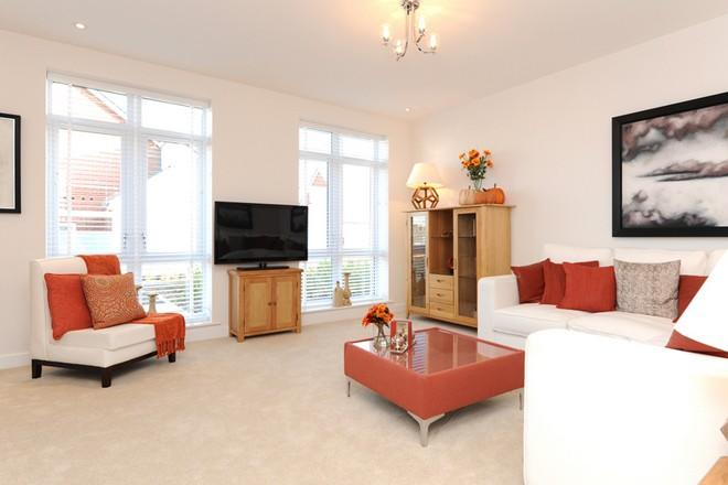 Pentland Homes,Family room