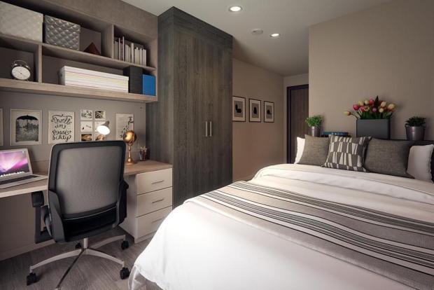 Luxury en-suite room