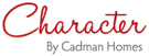 Character, by Cadman Homes, Rugby logo