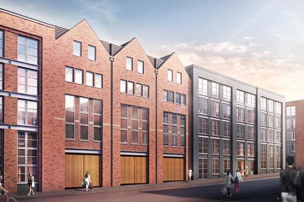 1 Bedroom Apartment For Sale In Camden Street Birmingham B1 B1